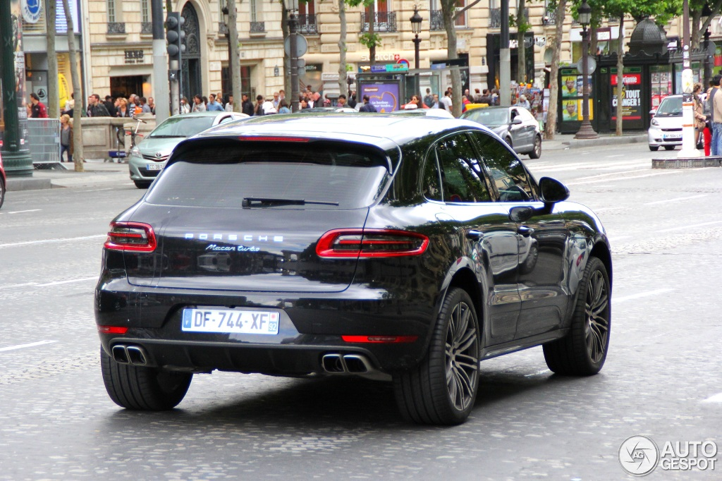 porsche 95b macan turbo 30 mai 2014 autogespot. Black Bedroom Furniture Sets. Home Design Ideas