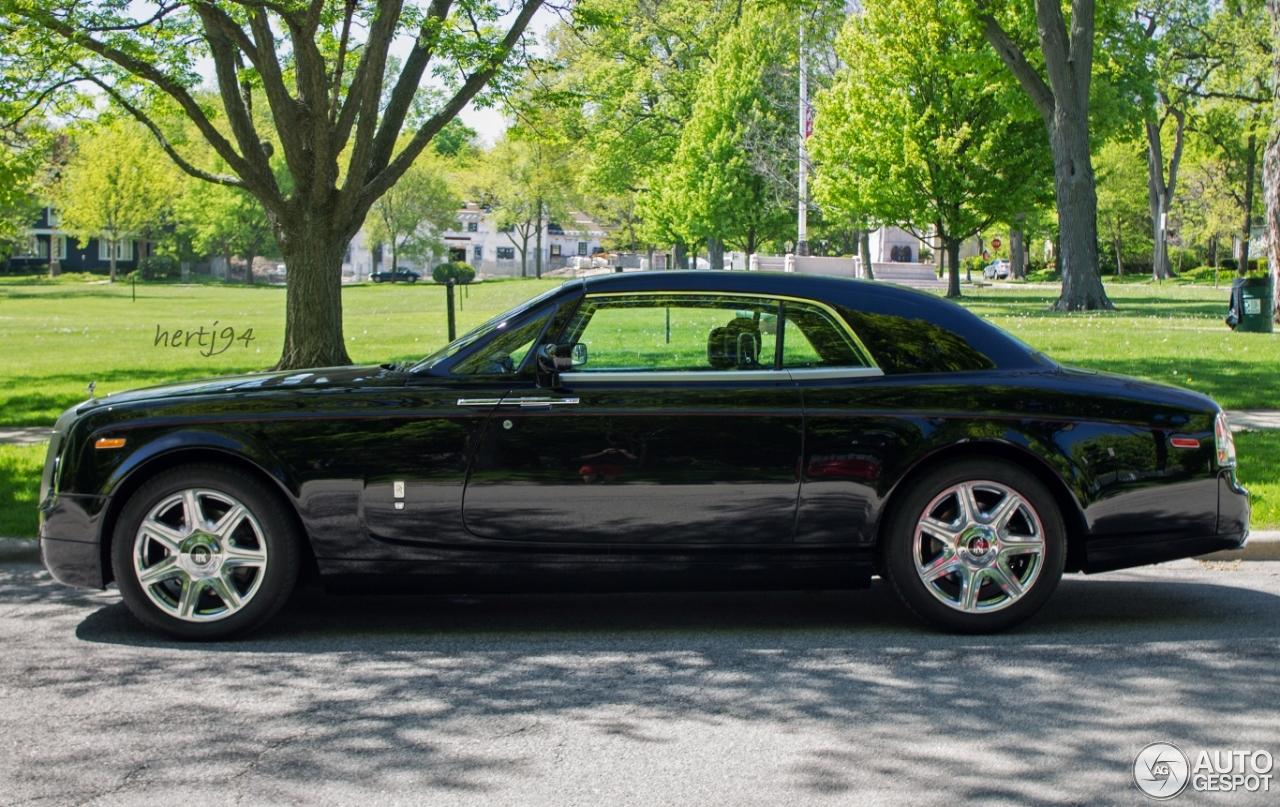 Rolls Royce Phantom Coup 233 30 May 2014 Autogespot