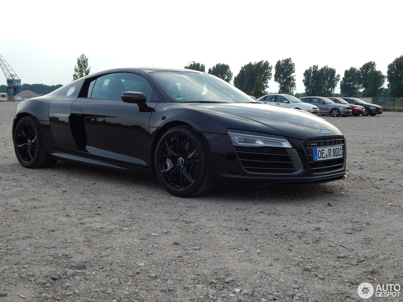 Audi R8 V10 Plus 2013 31 May 2014 Autogespot