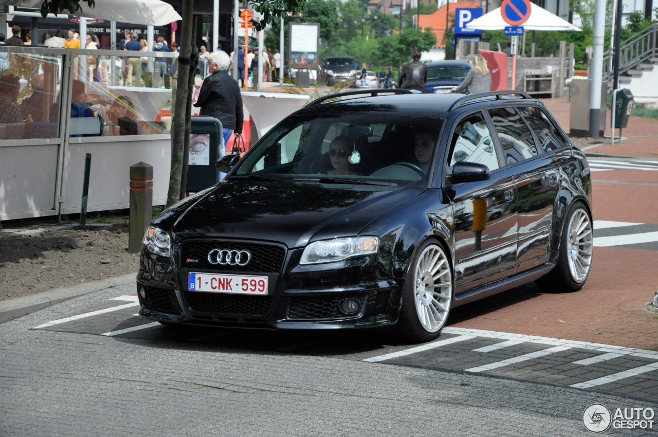 Audi Rs4 Avant B7 31 May 2014 Autogespot