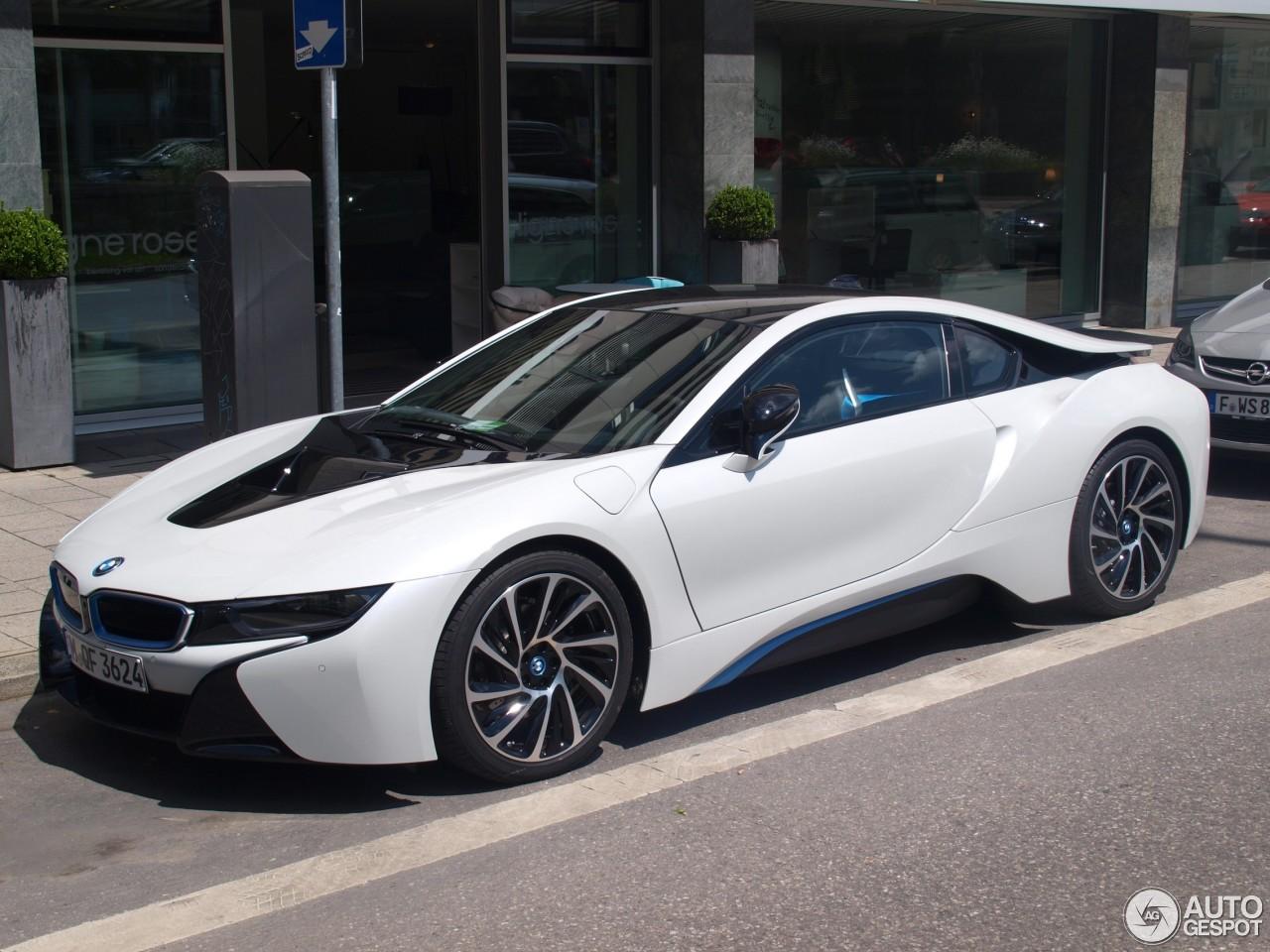 Bmw I8 Pink >> BMW i8 - 31 May 2014 - Autogespot