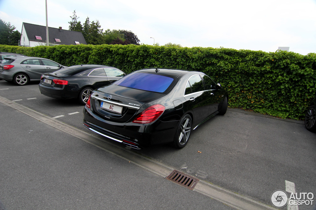 Mercedes Benz S 65 Amg V222 31 May 2014 Autogespot