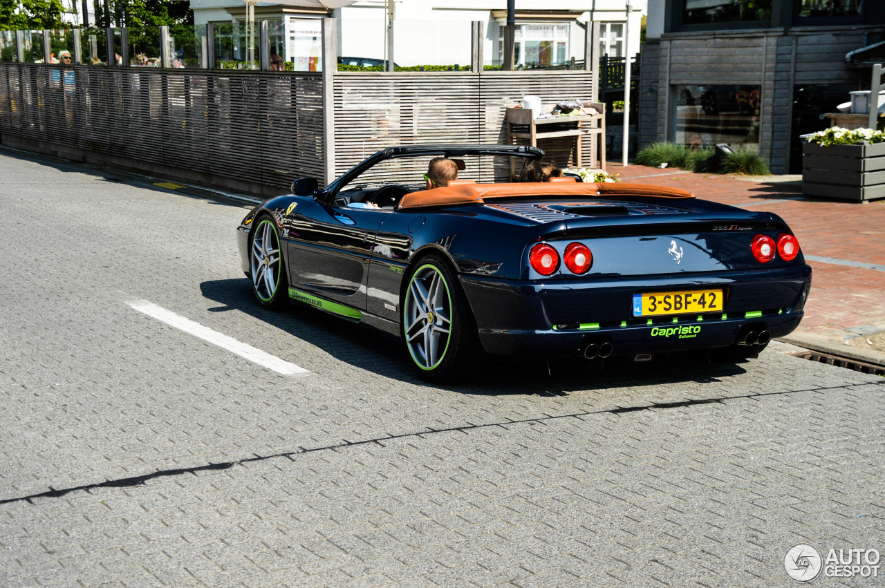 ferrari f355 spider 1 june 2014 autogespot. Black Bedroom Furniture Sets. Home Design Ideas