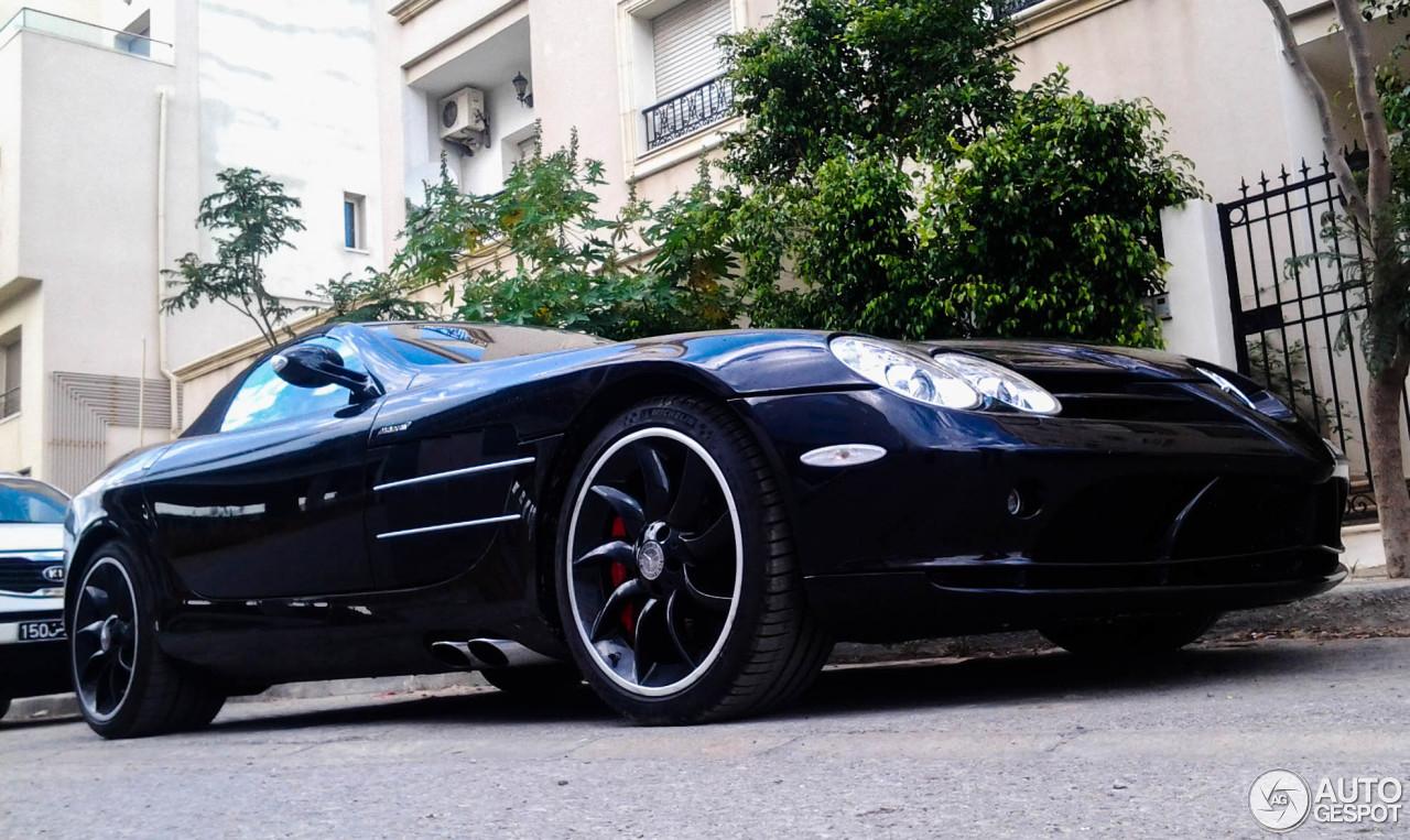 Mercedes Benz Slr Mclaren Roadster For Sale