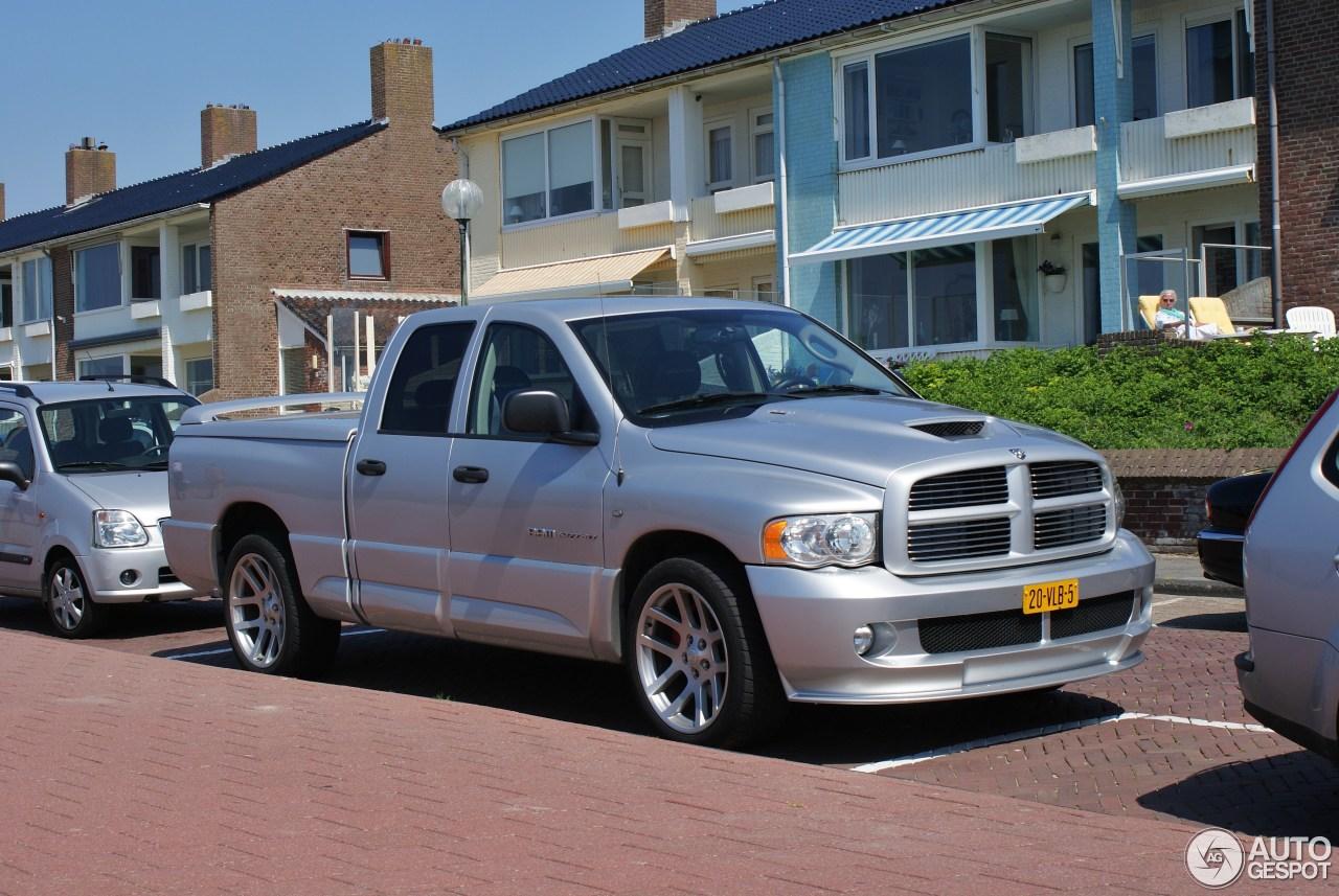 Ram Srt 10 2018 >> Dodge RAM SRT-10 Quad-Cab - 2 juni 2014 - Autogespot