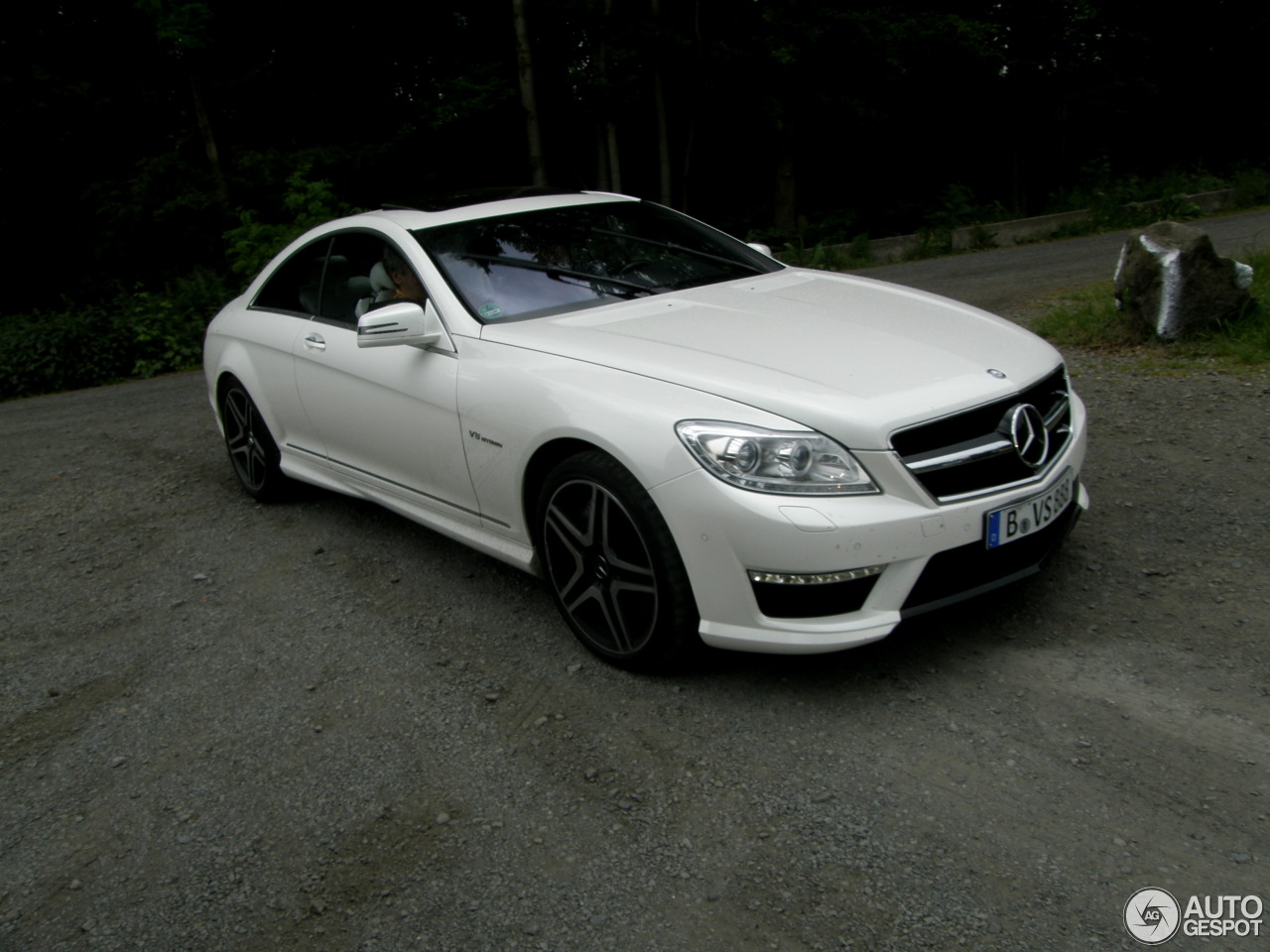 mercedes benz cl 63 amg c216 2011 3 june 2014 autogespot. Black Bedroom Furniture Sets. Home Design Ideas