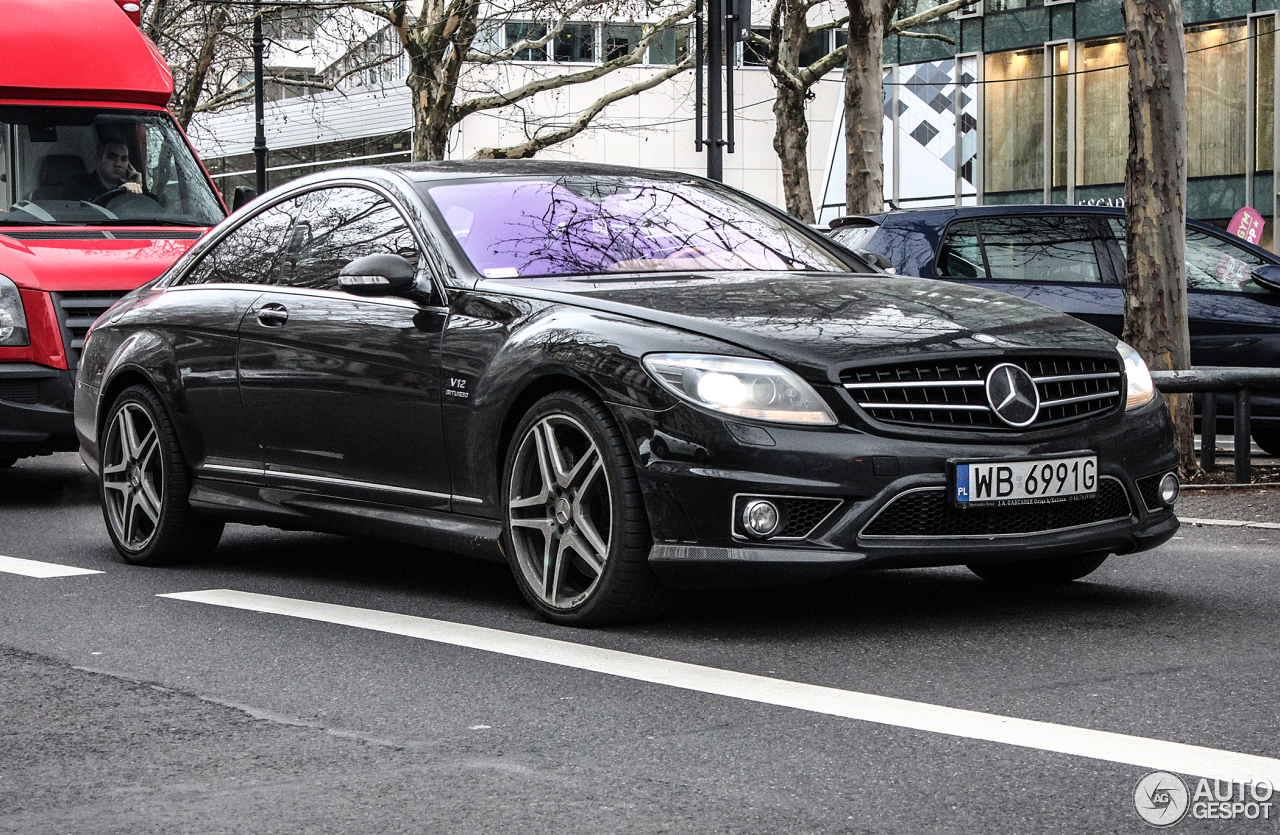 mercedes benz cl 65 amg c216 3 june 2014 autogespot. Black Bedroom Furniture Sets. Home Design Ideas