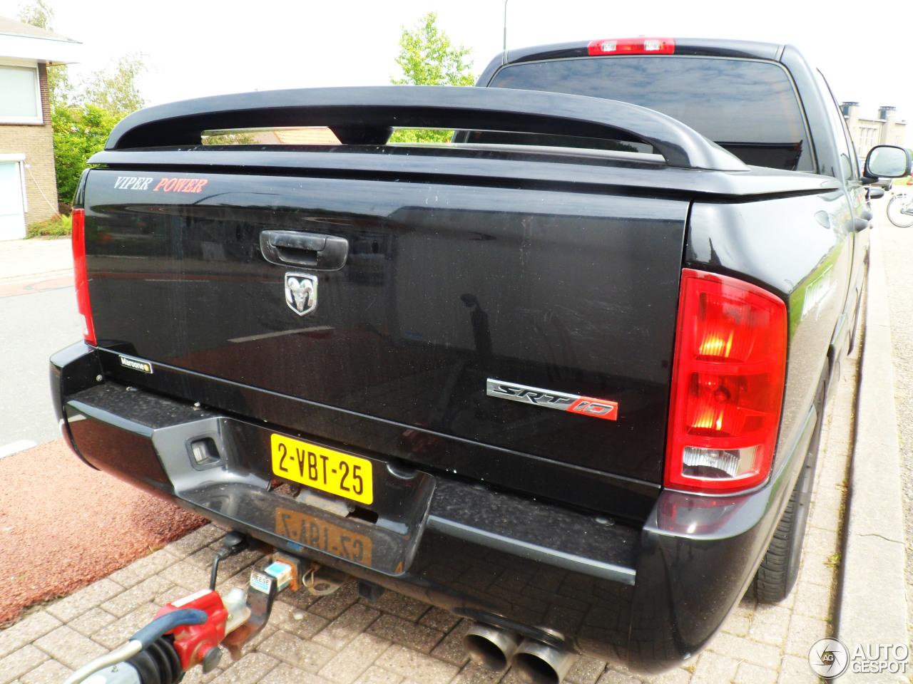 Dodge RAM SRT-10 Quad-Cab Night Runner - 4 junio 2014 - Autogespot