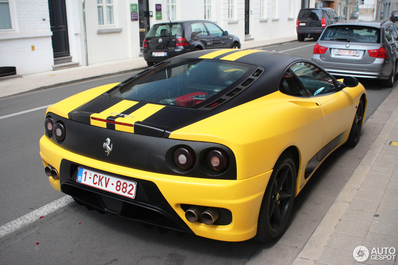ferrari 360 modena 5 june 2014 autogespot. Black Bedroom Furniture Sets. Home Design Ideas