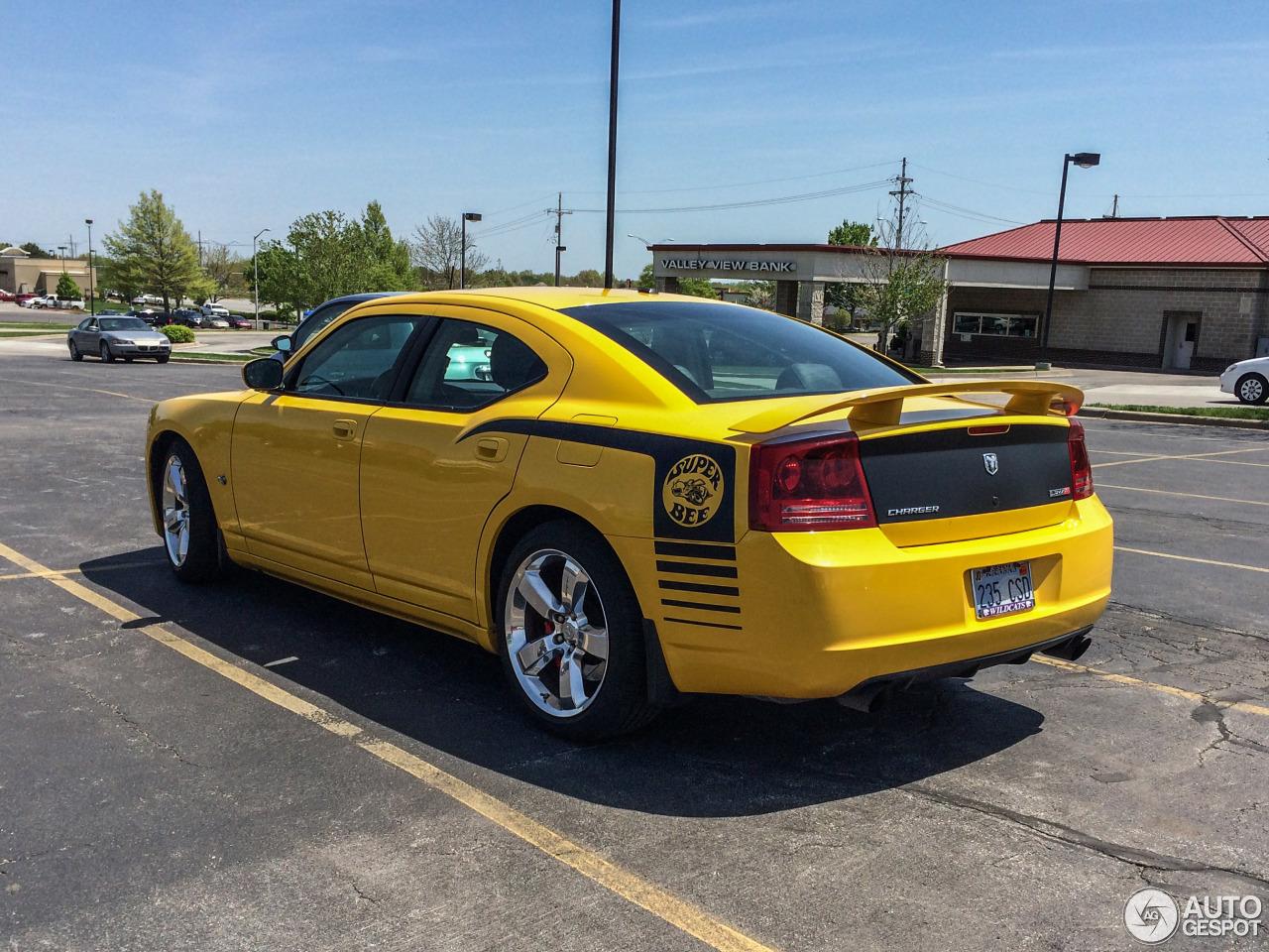 Dodge Charger Srt 8 Super Bee 7 June 2014 Autogespot