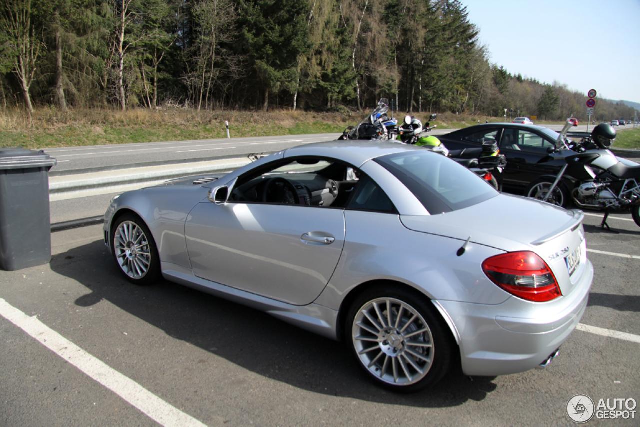 Mercedes benz slk 55 amg r171 7 june 2014 autogespot for 2014 mercedes benz slk350