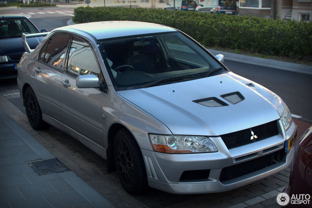 Mitsubishi Lancer Evolution Vii Mr 7 June 2014 Autogespot