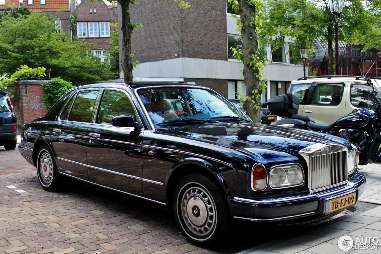 Rolls Royce Silver Seraph 7 June 2014 Autogespot