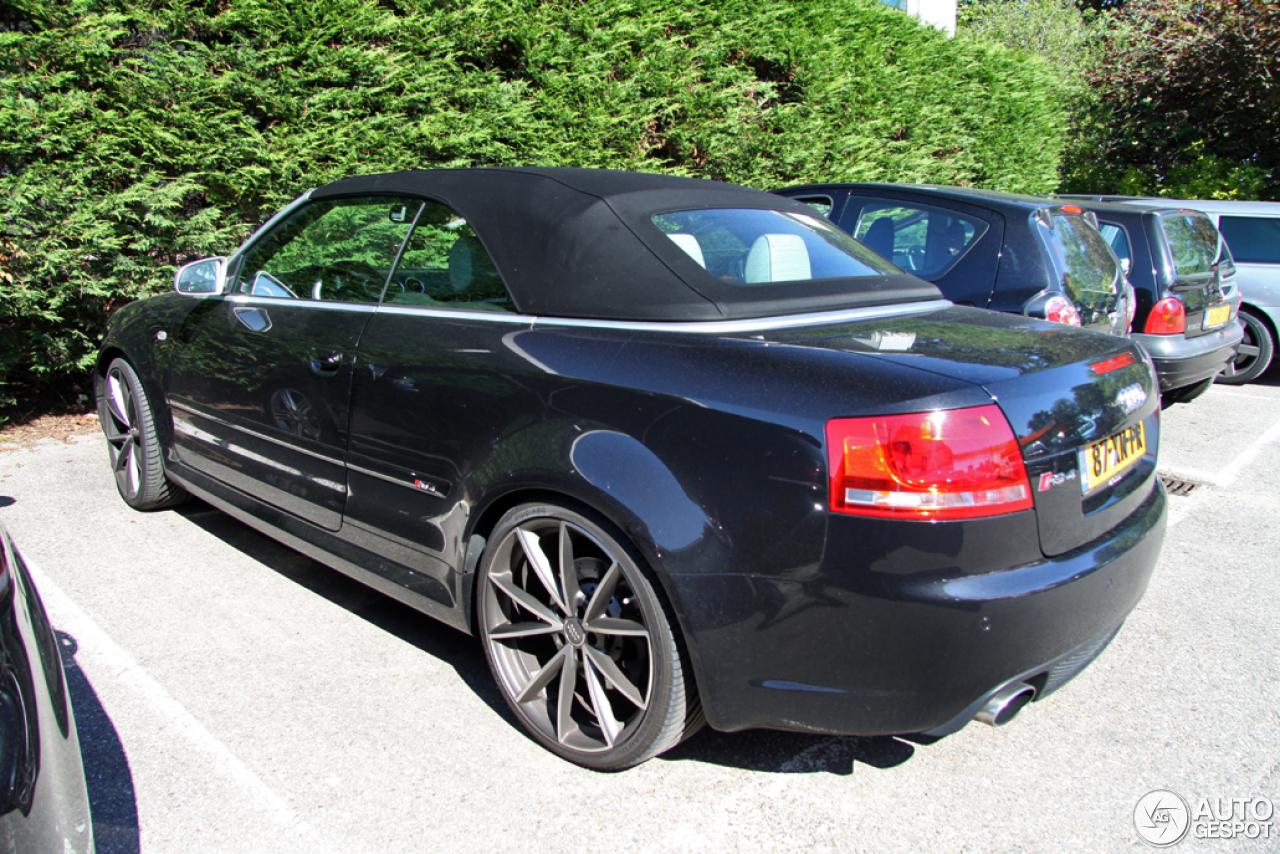 Audi Rs4 Cabriolet 8 Juin 2014 Autogespot