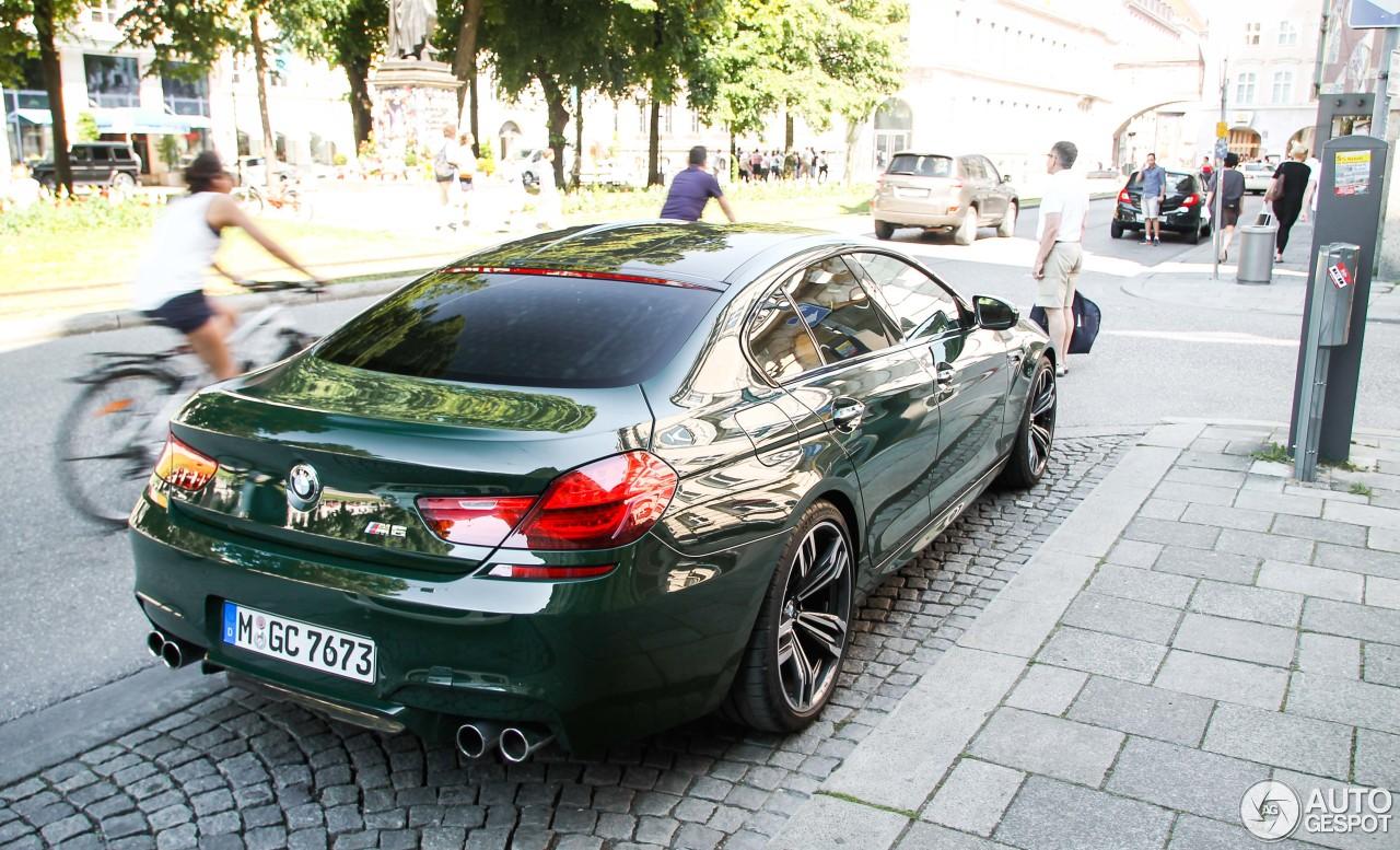 Bmw M6 F06 Gran Coup 233 8 June 2014 Autogespot