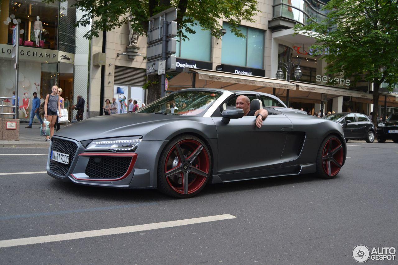 Audi R8 V10 Spyder 2013 Regula Tuning 9 Juni 2014