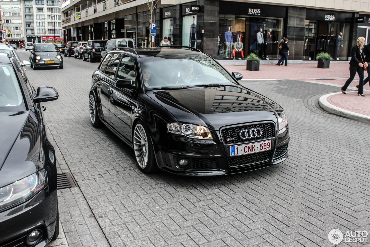 audi rs4 avant b7 10 june 2014 autogespot. Black Bedroom Furniture Sets. Home Design Ideas
