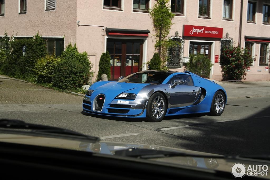 bugatti veyron 16 4 grand sport vitesse meo costantini 10 juni 2014 autogespot. Black Bedroom Furniture Sets. Home Design Ideas