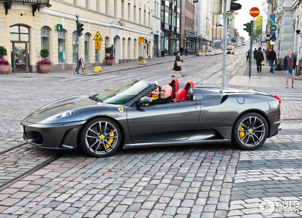 ferrari f430 spider 10 june 2014 autogespot. Black Bedroom Furniture Sets. Home Design Ideas