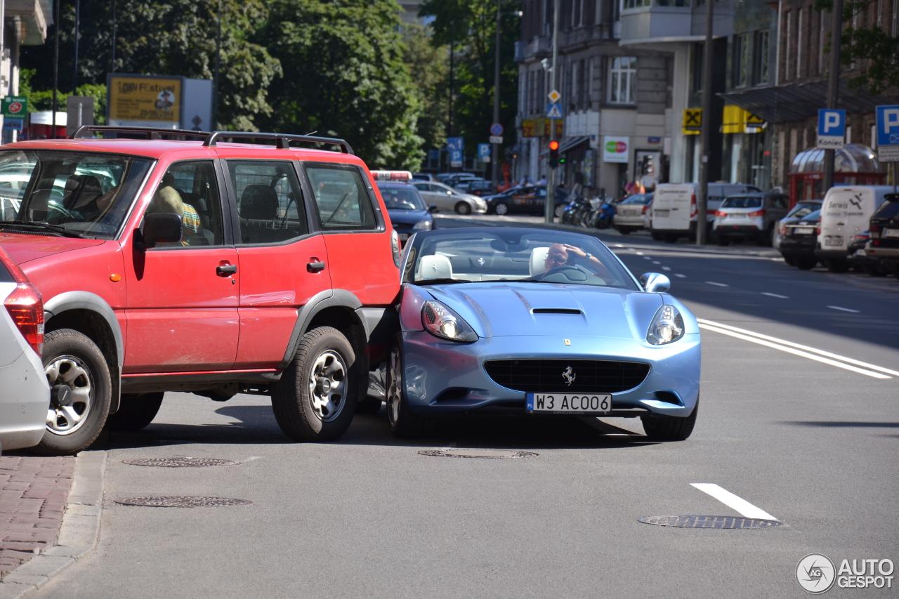 Panama City Car Crash