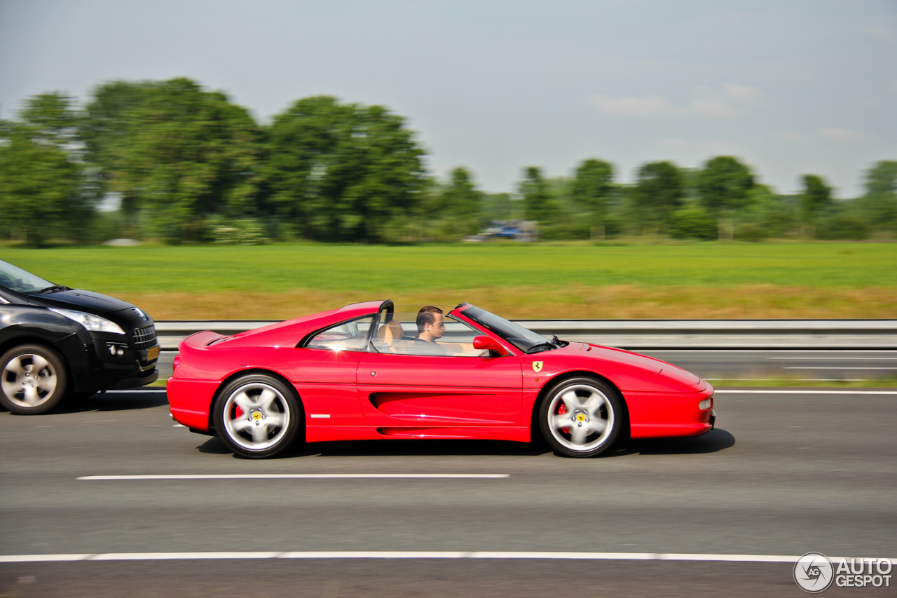 Ferrari F355 Gts 13 June 2014 Autogespot