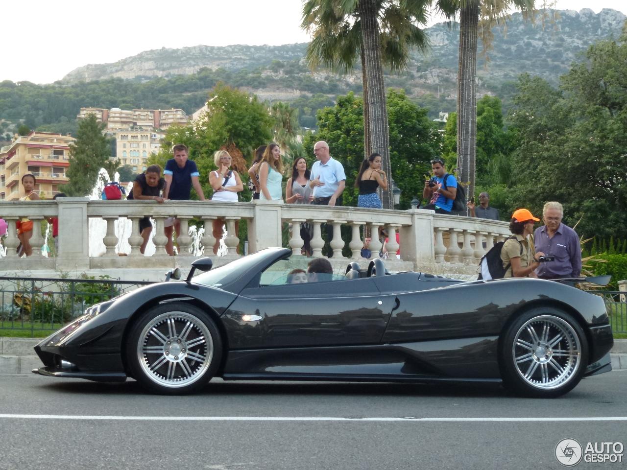 Pagani zonda c12 f roadster 13 june 2014 autogespot 1 i pagani zonda c12 f roadster 1 vanachro Gallery