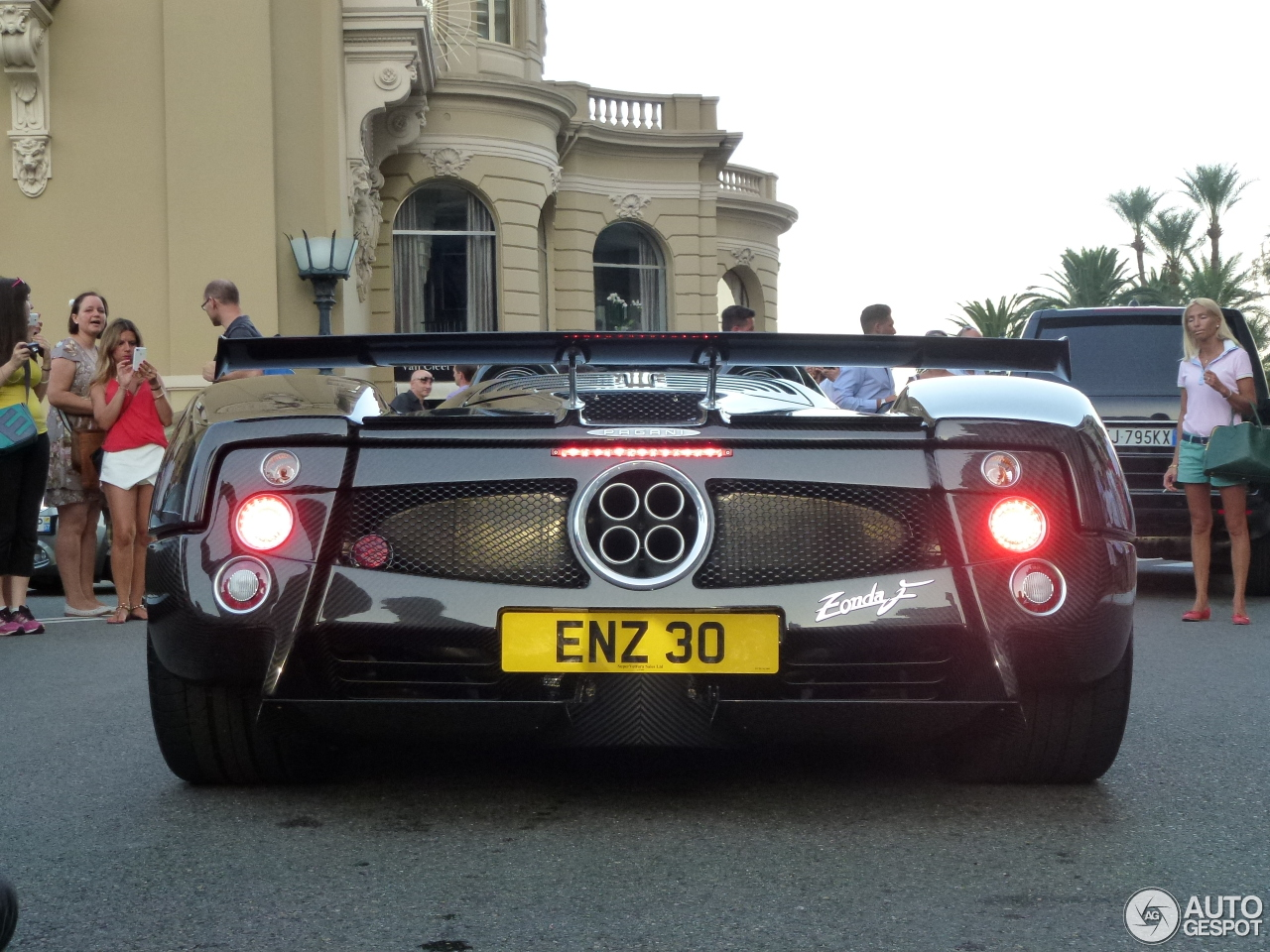 Pagani Zonda C12 F Roadster 13 June 2014 Autogespot