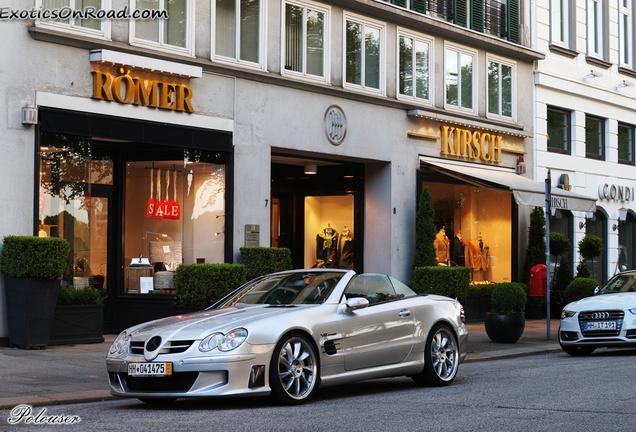 Mercedes-Benz Kicherer SL K65 Evo II