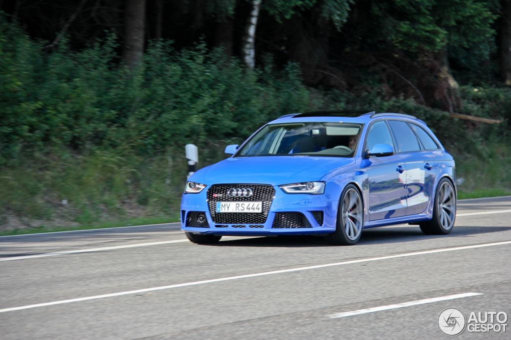 Audi RS4 Avant B8 Nogaro Selection - 15 June 2014 - Autogespot