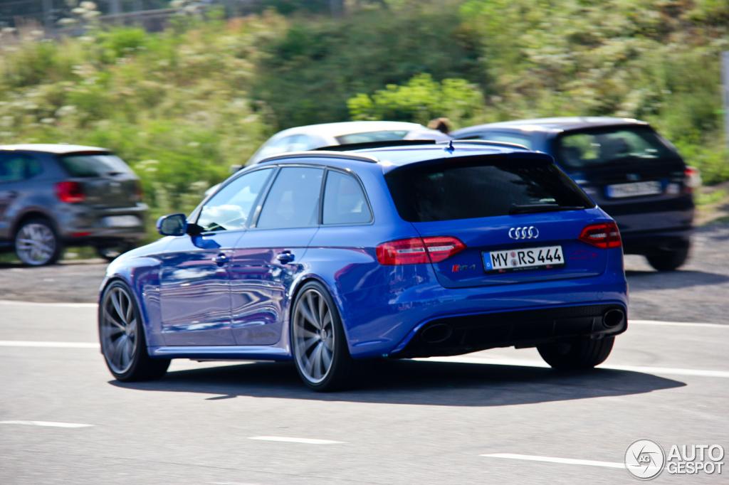 Audi Rs4 Avant B8 Nogaro Selection 15 June 2014 Autogespot