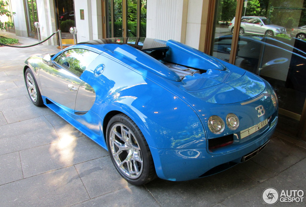 bugatti veyron 16 4 grand sport vitesse meo costantini 15 juni 2014 autogespot. Black Bedroom Furniture Sets. Home Design Ideas