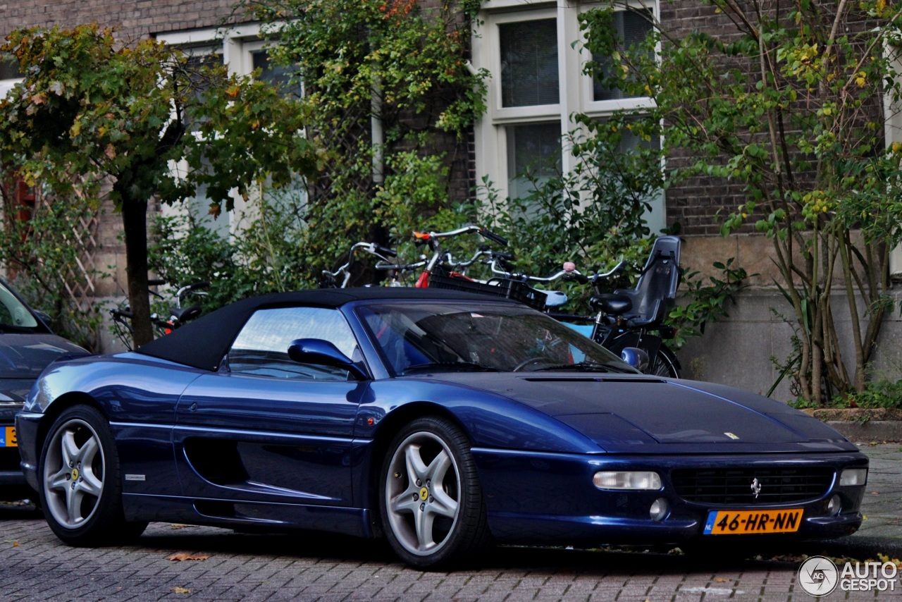 ferrari f355 spider 15 june 2014 autogespot. Black Bedroom Furniture Sets. Home Design Ideas