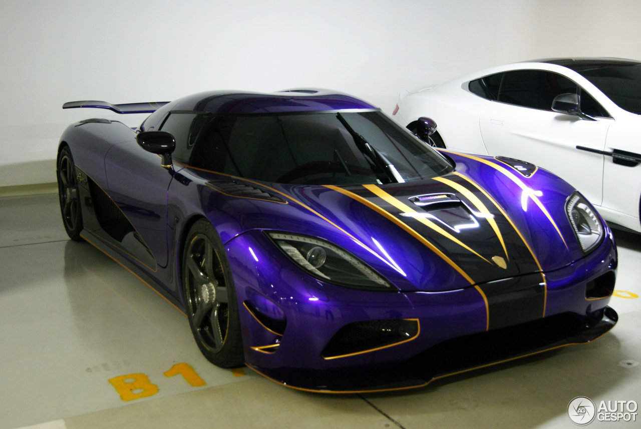 koenigsegg agera r zijin 16 juin 2014 autogespot. Black Bedroom Furniture Sets. Home Design Ideas