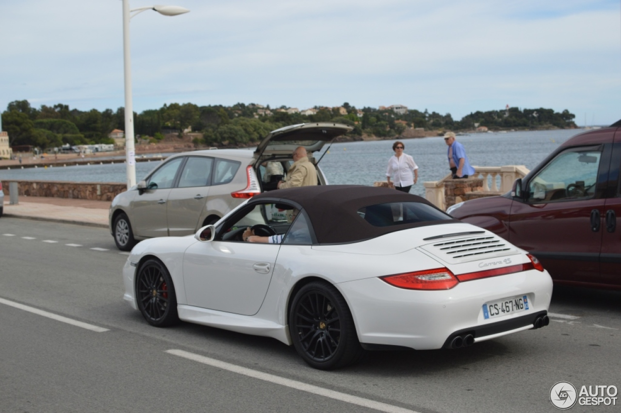porsche 997 techart carrera 4s cabriolet mkii 17 june 2014 autogespot. Black Bedroom Furniture Sets. Home Design Ideas