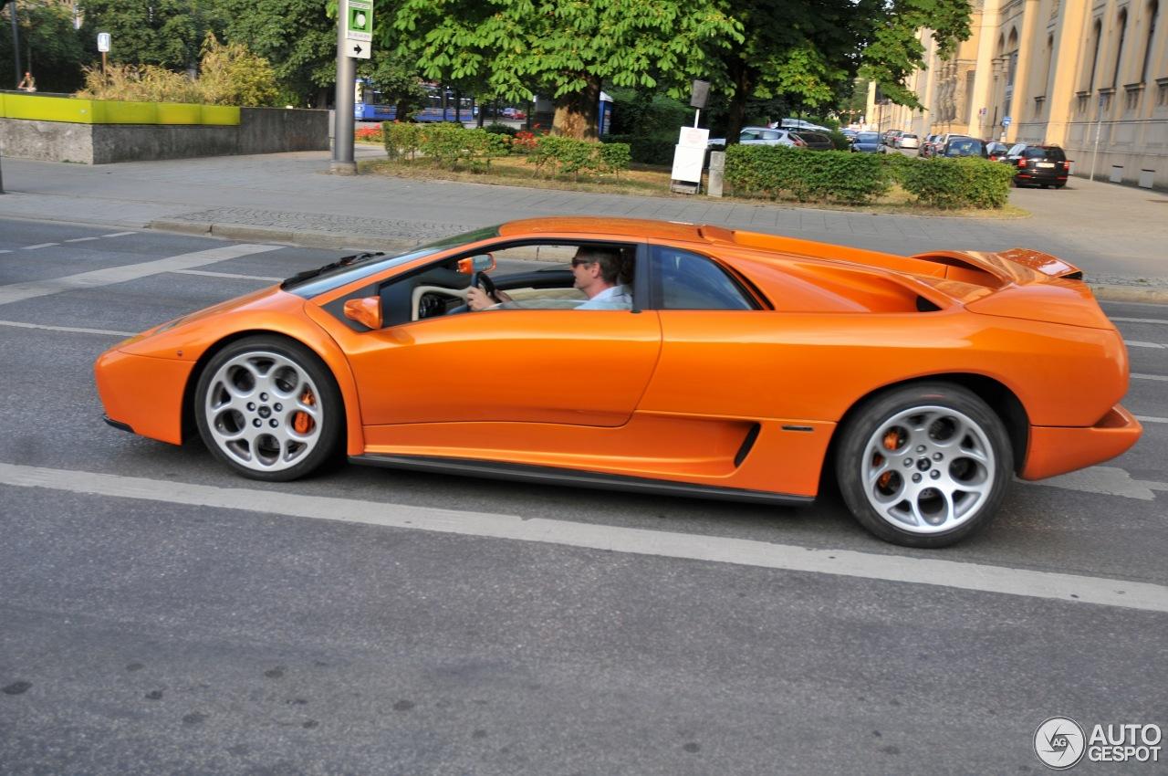 Lamborghini Diablo Vt 6 0 18 June 2014 Autogespot