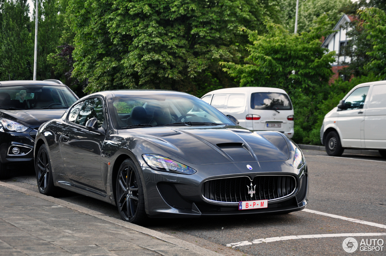 maserati granturismo mc stradale 2013 18 june 2014 autogespot. Black Bedroom Furniture Sets. Home Design Ideas