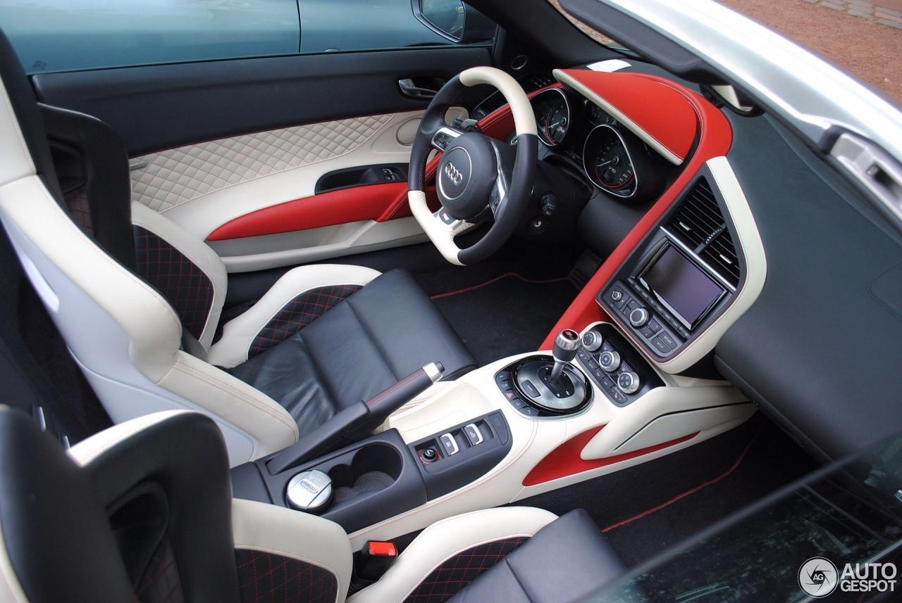 Audi R8 V10 Spyder 2013 Regula Tuning 19 Juni 2014