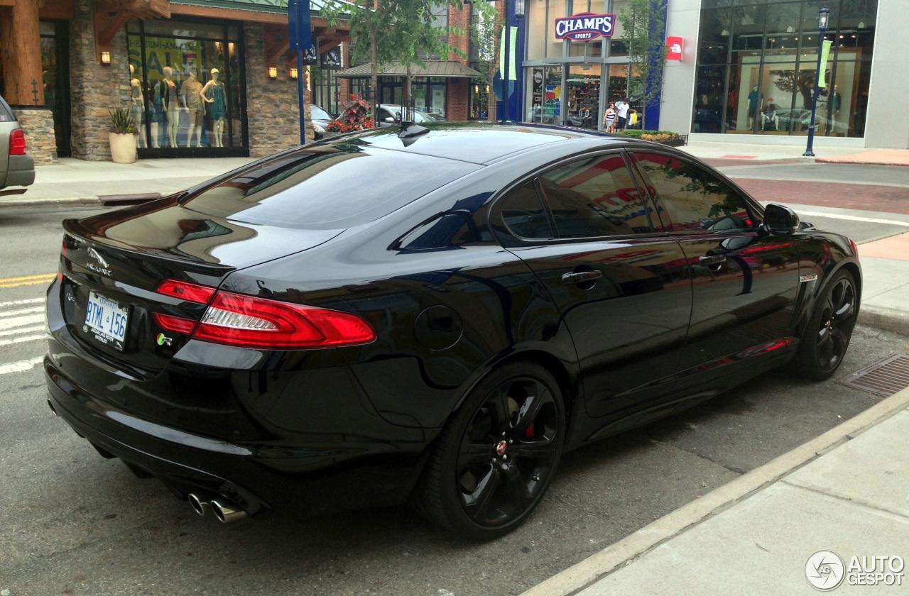 Jaguar Xf Matte Black >> Jaguar XFR 2011 - 19 June 2014 - Autogespot