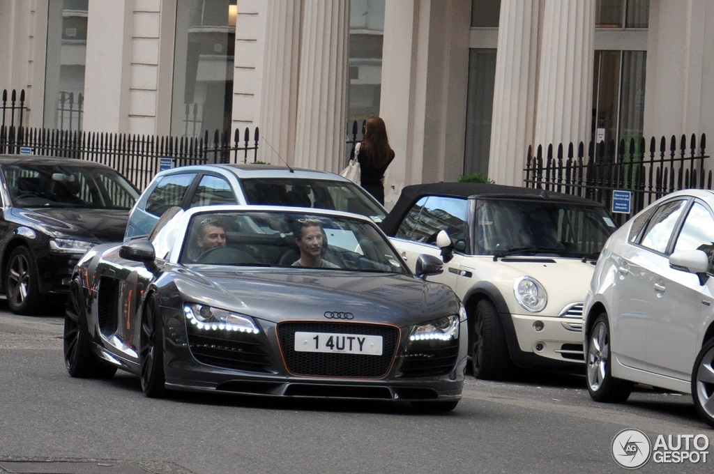 Audi R8 V8 Spyder 20 June 2014 Autogespot