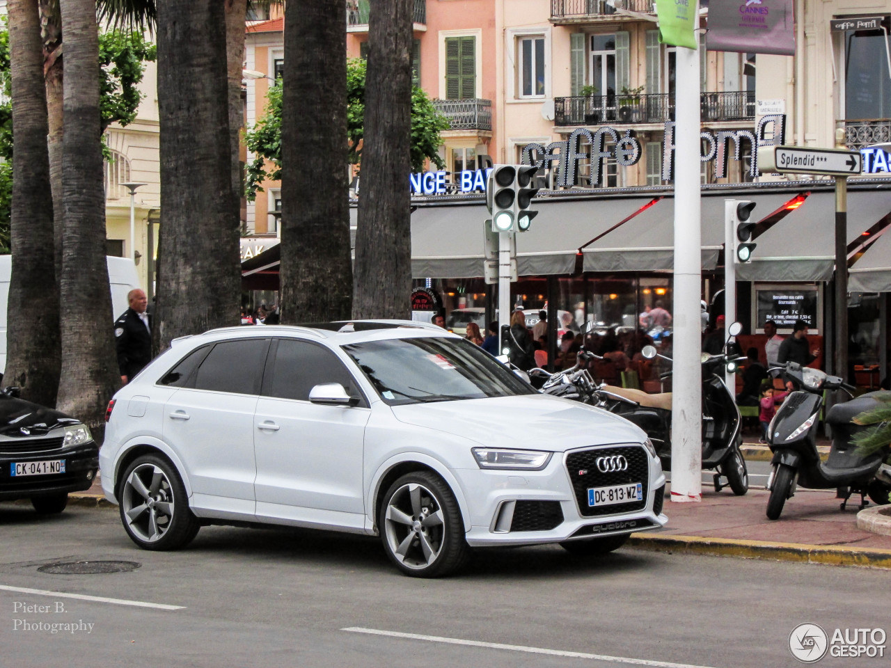 audi rs q3 20 juin 2014 autogespot. Black Bedroom Furniture Sets. Home Design Ideas