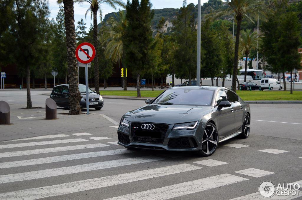 Audi Rs7 Sportback 20 Juni 2014 Autogespot