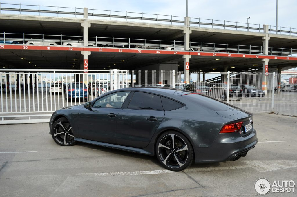 audi rs7 sportback 20 juin 2014 autogespot. Black Bedroom Furniture Sets. Home Design Ideas