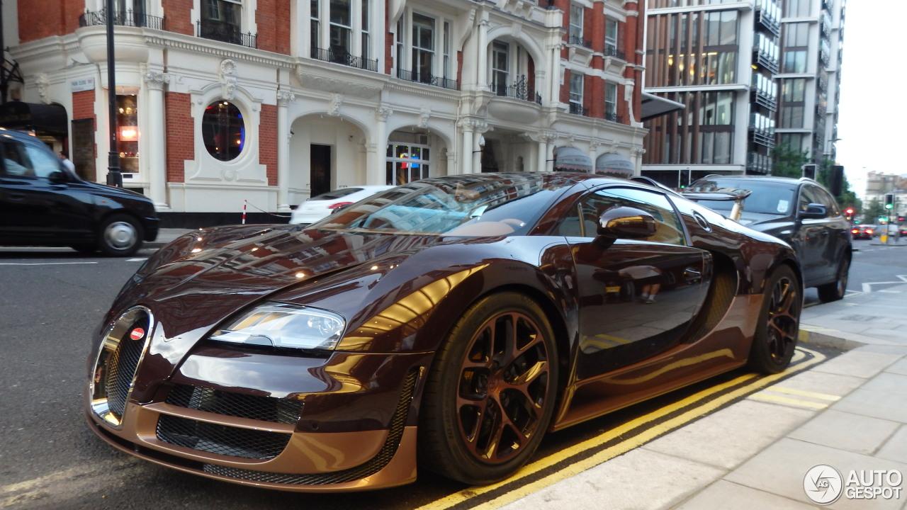 bugatti veyron 16 4 grand sport vitesse rembrandt bugatti 20 junio 2014 autogespot. Black Bedroom Furniture Sets. Home Design Ideas
