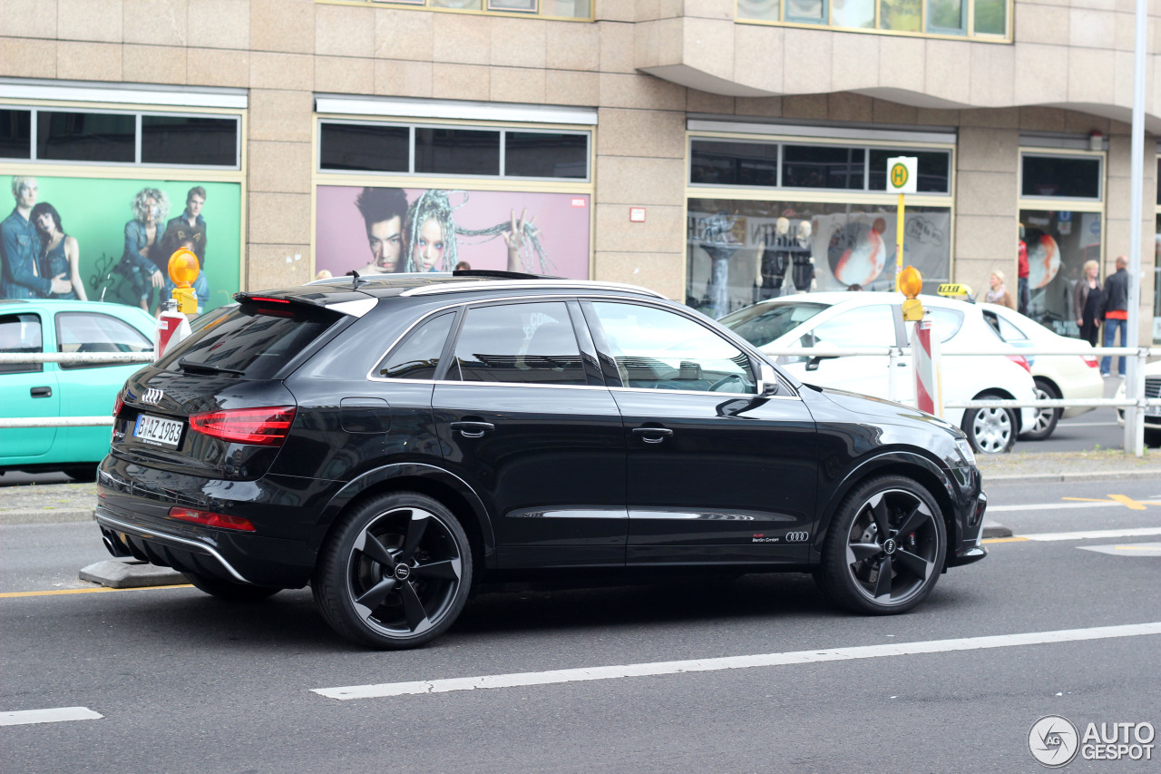 Audi Rs Q3 21 Juni 2014 Autogespot