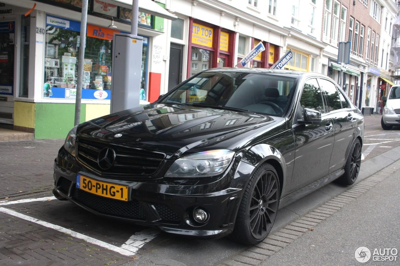 Mercedes Benz C 63 Amg W204 21 June 2014 Autogespot