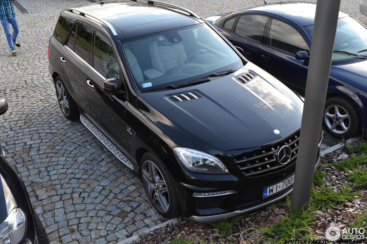 mercedes benz ml 63 amg w166 21 june 2014 autogespot. Black Bedroom Furniture Sets. Home Design Ideas