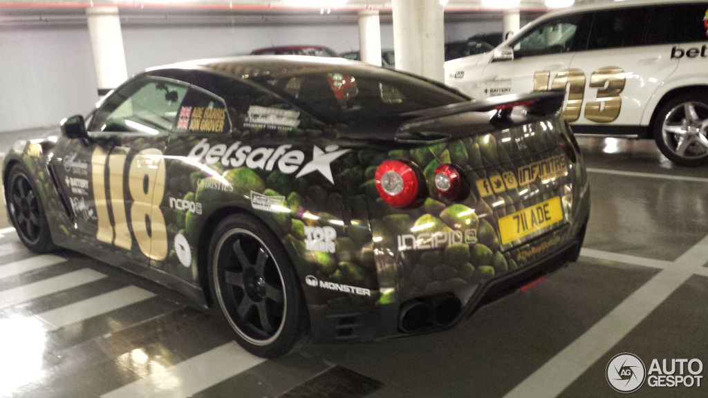 Nissan GT-R 2013 - 22 juni 2014 - Autogespot