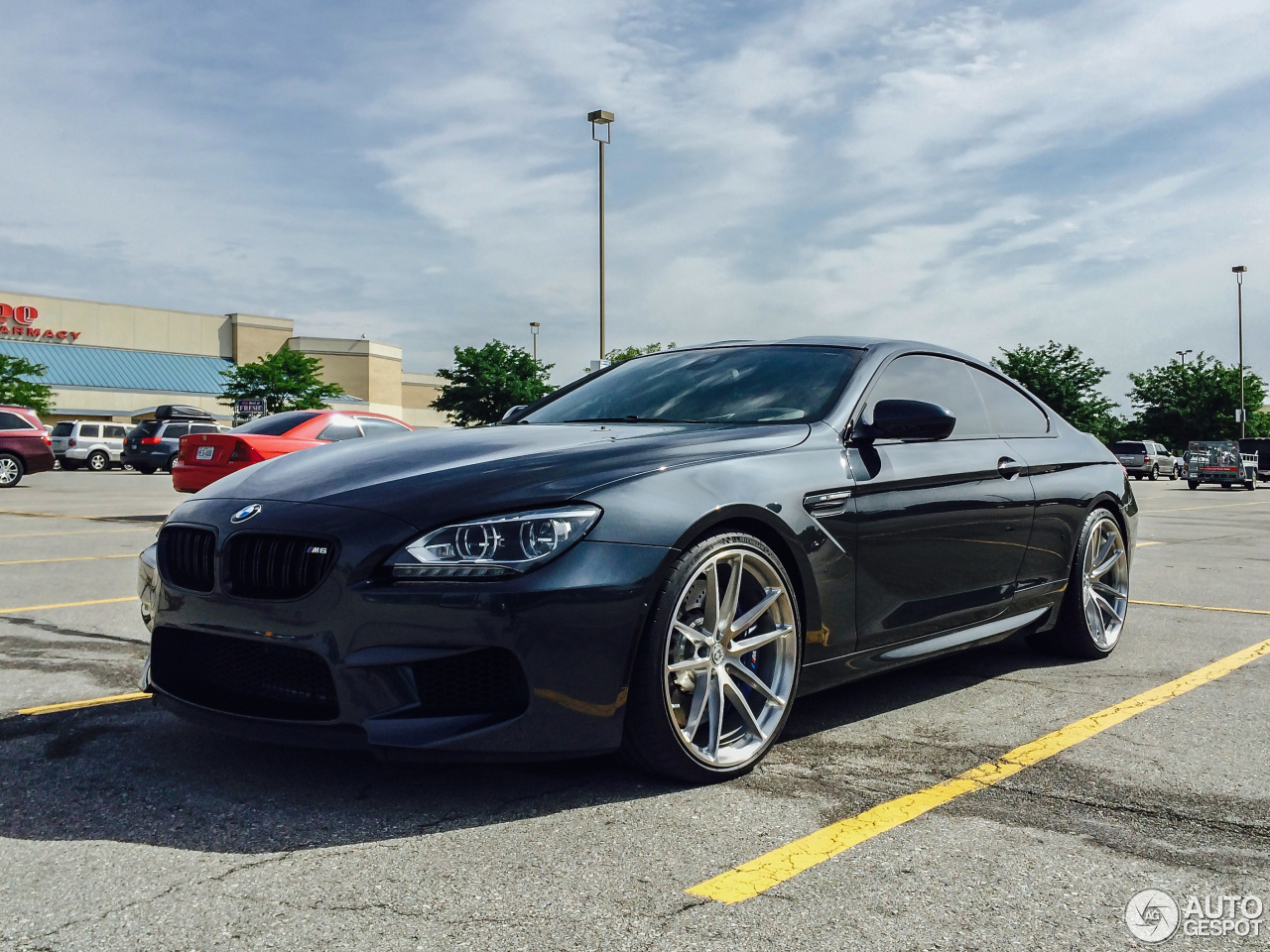 Bmw M6 F13 23 June 2014 Autogespot