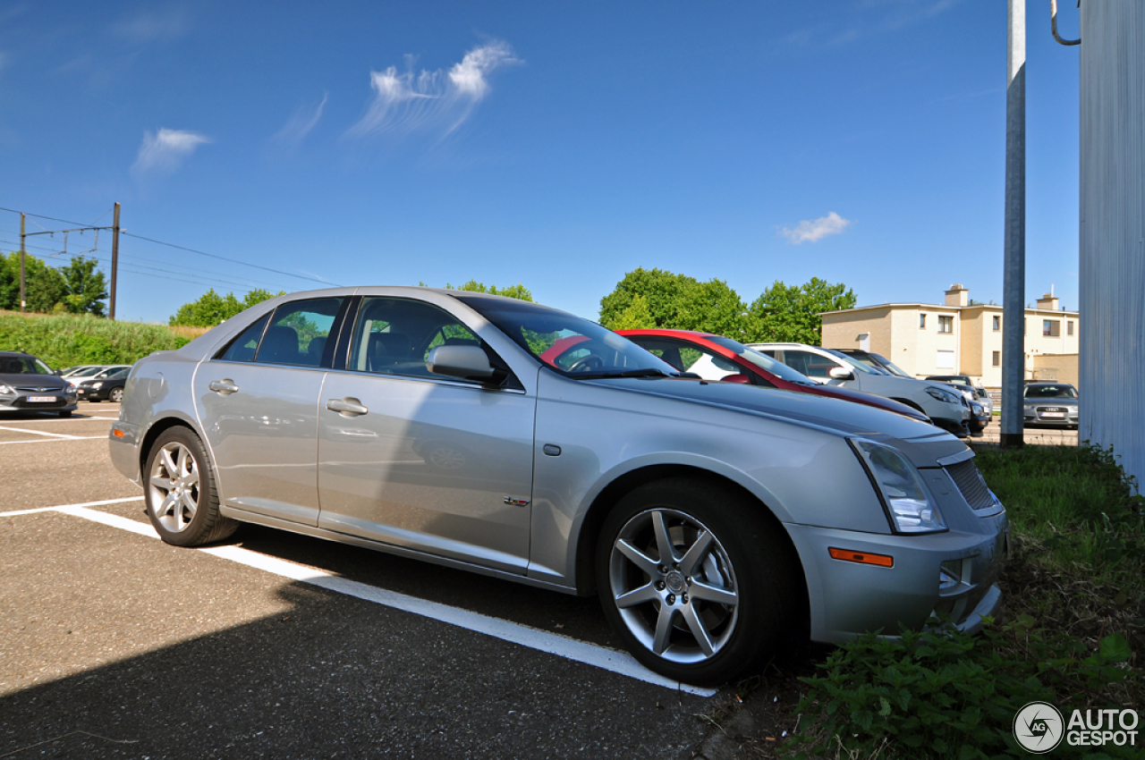 cadillac sts v 23 june 2014 autogespot. Cars Review. Best American Auto & Cars Review