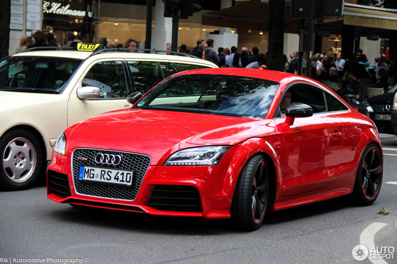 Audi Tt Rs Plus 24 Juni 2014 Autogespot